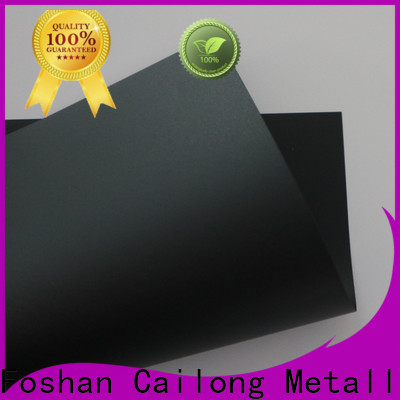 Cailong color polycarbonate plastic directly sale for LED lighting