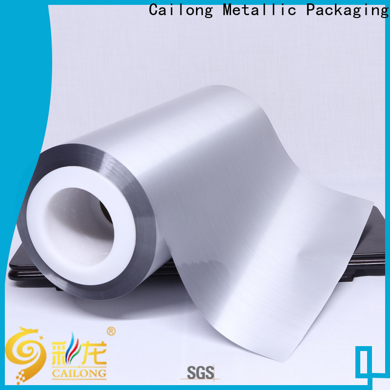 Cailong grade metalized film type ffor Decorative