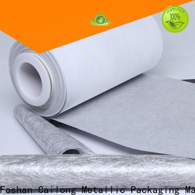 Multiple Aluminum metallized polyester film cpp buy now for decorative materials