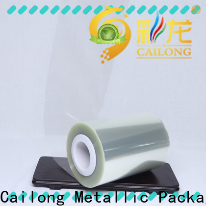 Cailong sealable plastic film roll order now for shopping bag