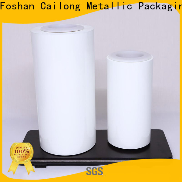Cailong petts pvc film producer for packing foor