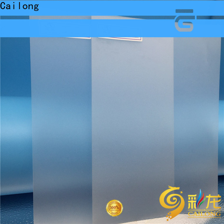 Cailong flame clear polycarbonate with good price for electronic appliances