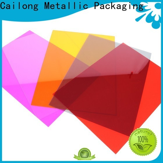 Cailong diffusing pc film with good price for liquid crystal displays