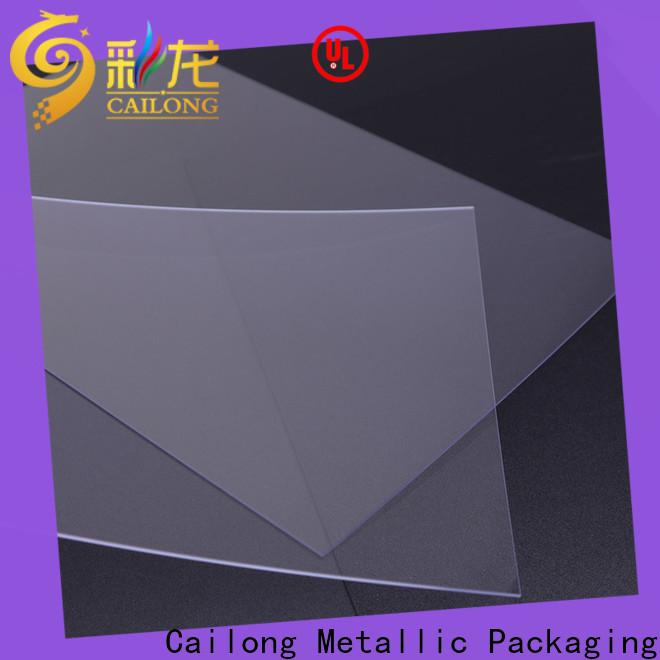 Optical Transparent transparent polycarbonate sheet textured customization for automobiles