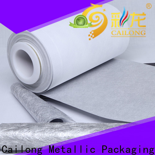 Vacuum Metallized reflective metalized film bopp factory price for advertising