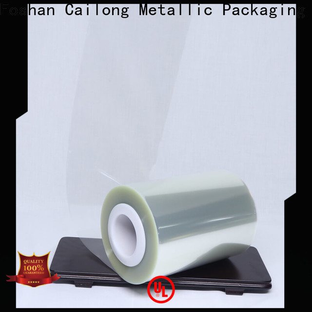 Anti- Static transparency film twist widely-use decorative materials