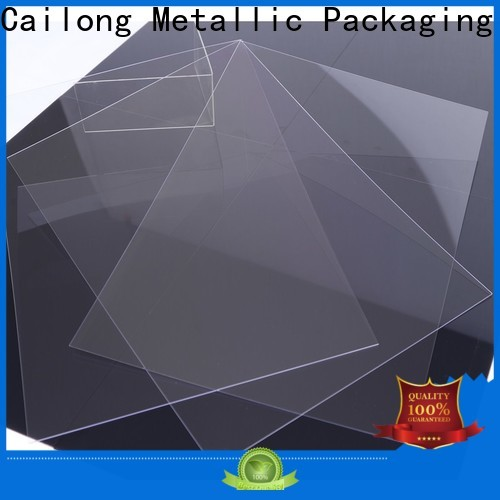 Cailong Reflective polycarbonate material factory for optical disk substrates