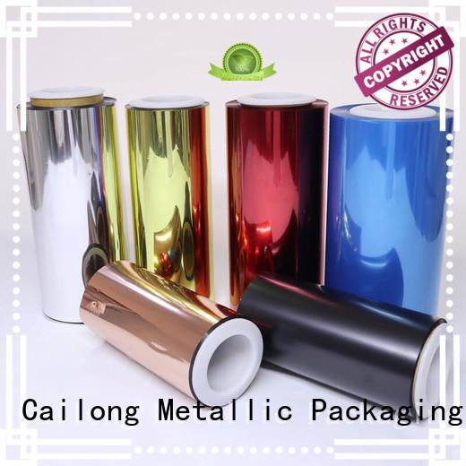 Color Coating PET Film ( PET-TS )