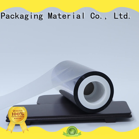 Cailong water vapour pet metalized China for meat