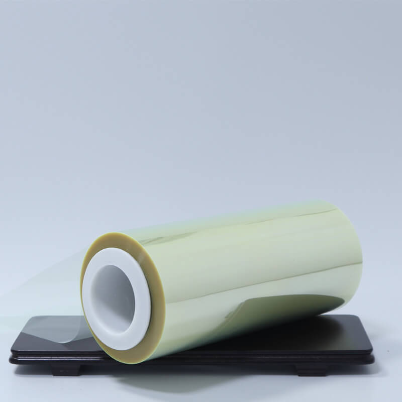 Cailong plain transparency film bulk production for stickers-2