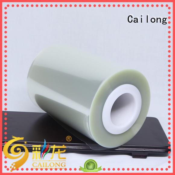 High Transparent plastic film free design for advertising