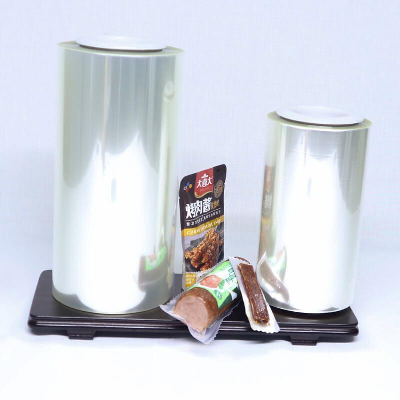 High Temperature Retortable AlOx PET Film ( PET-AlOx-TZ )