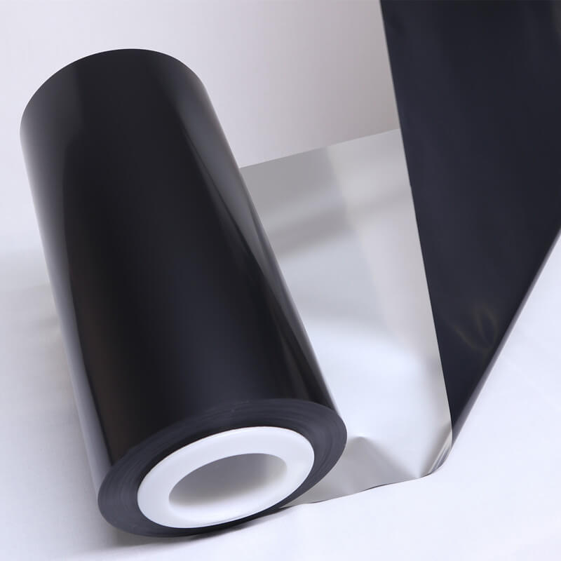 Vacuum metalized film stripe supplier for cooked food