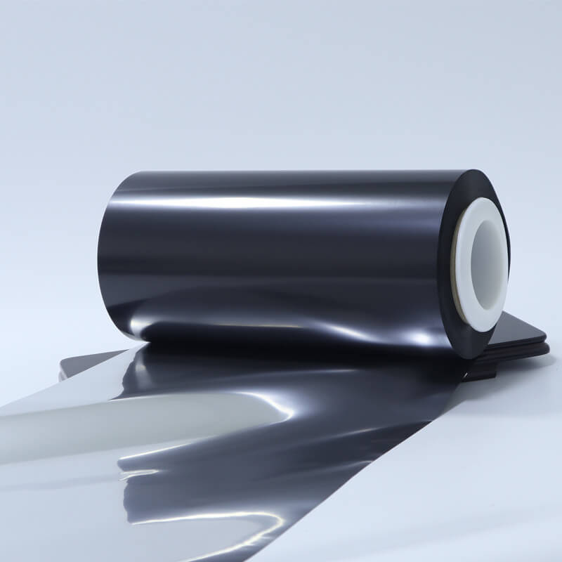 Vacuum metalized film stripe supplier for cooked food-4