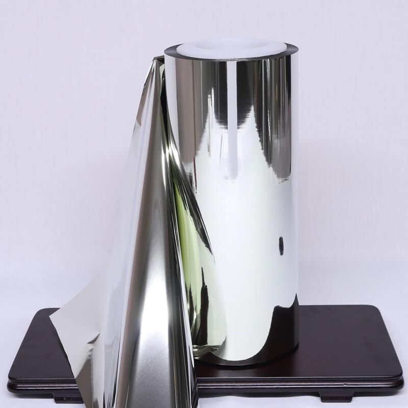 Vacuum Metallized BOPP Film