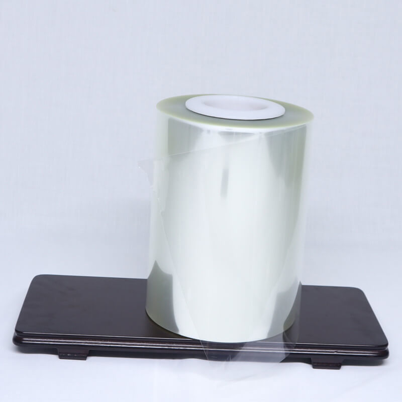polyester film roll sealable for advertising Cailong