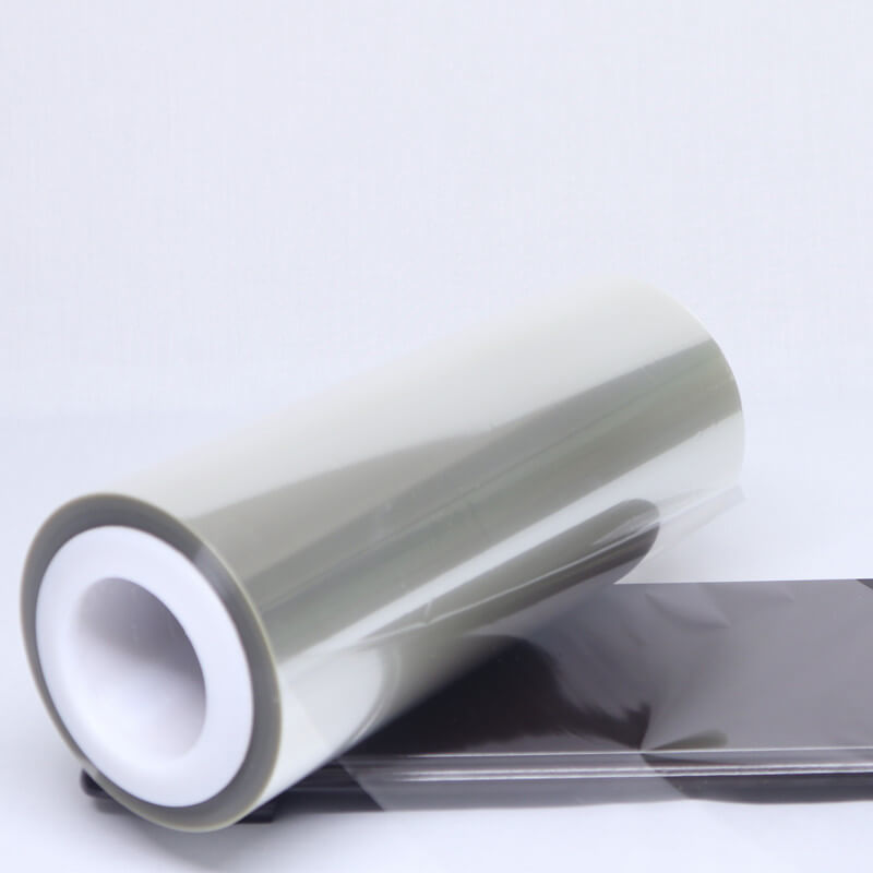 High Transparent plastic film petkj free design for shopping bag
