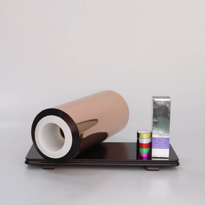 Color Coating PET Film ( PET-TS )