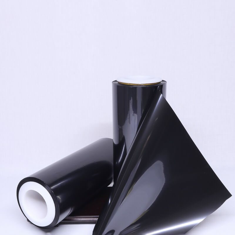 Original color pet film supplier for materials