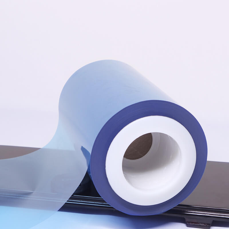 environmental  plastic film white for advertising-3