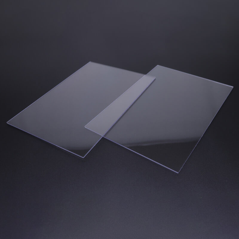 Transparent transparent polycarbonate sheet flame for liquid crystal displays-4