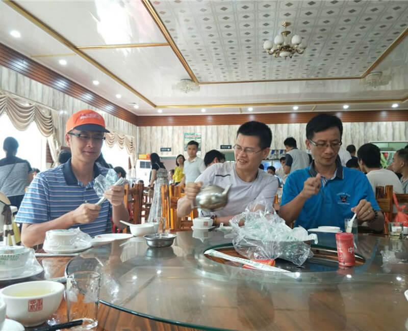 2018 June. Company Trip