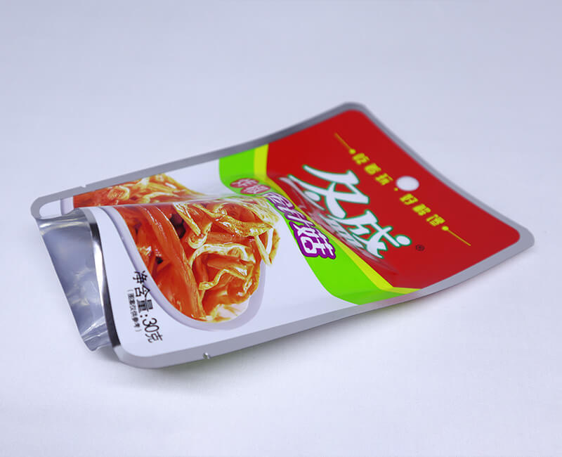 Metallized film for Food packaging