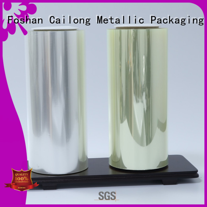 High Barrier film packaging material supplier for electronics Cailong