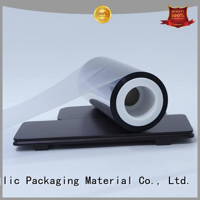Cailong Vacuum metalized foil cost ffor Decorative