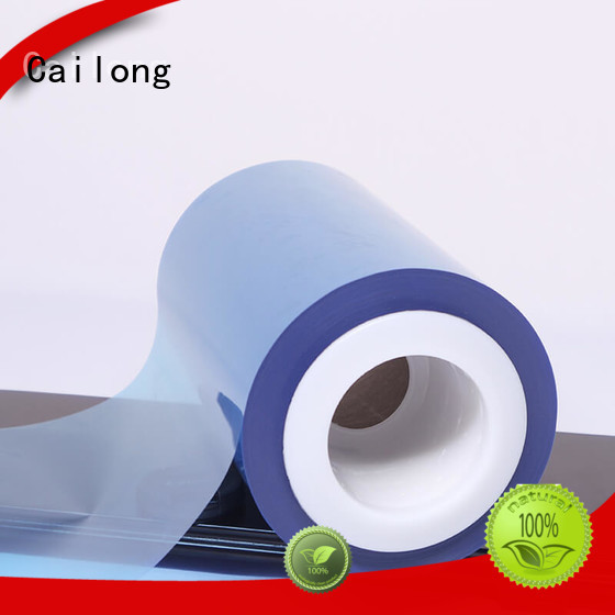 Color Coating pvc film coating widely-use for cosmestics