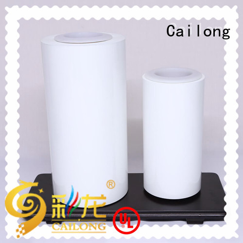 color colored glass film producer for materials Cailong