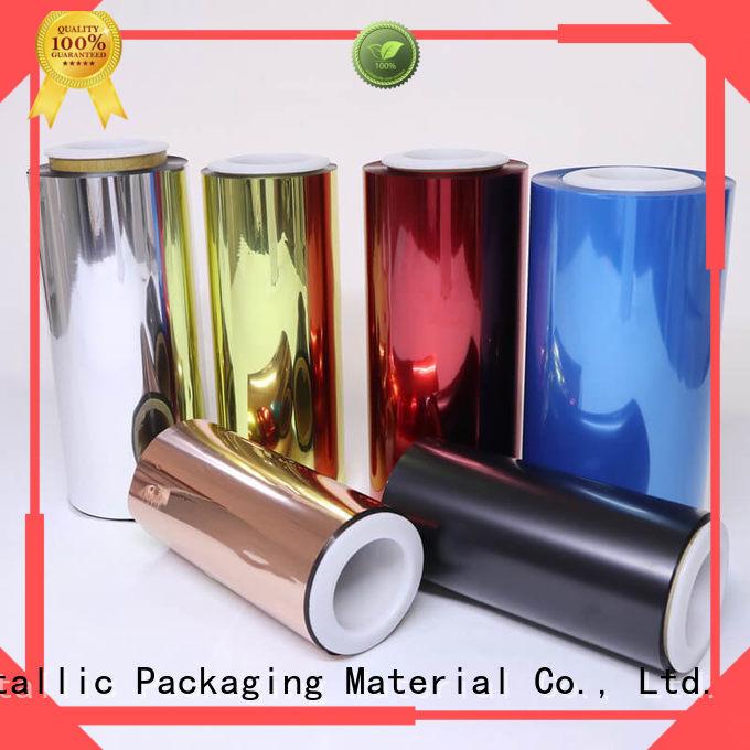 environmental color pet film vendor for materials