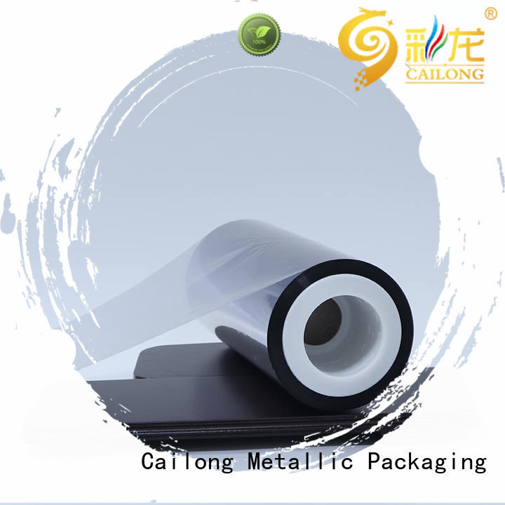 Cailong Good metallic gloss metallic film stripe ffor Decorative