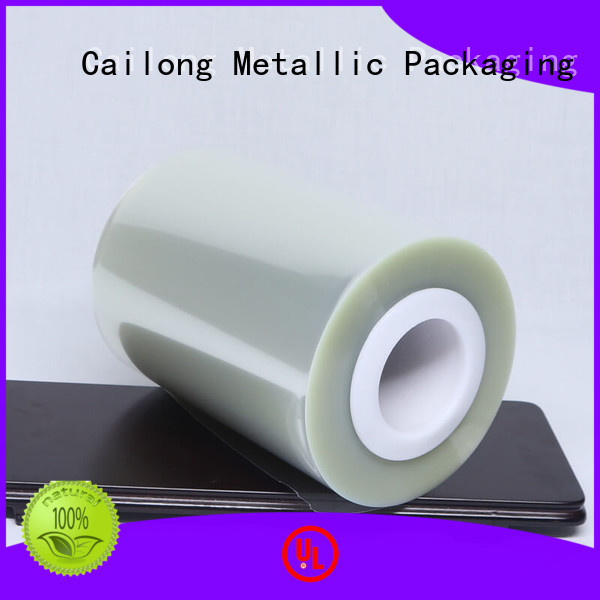 Cailong rays clear plastic film long-term-use for shopping bag