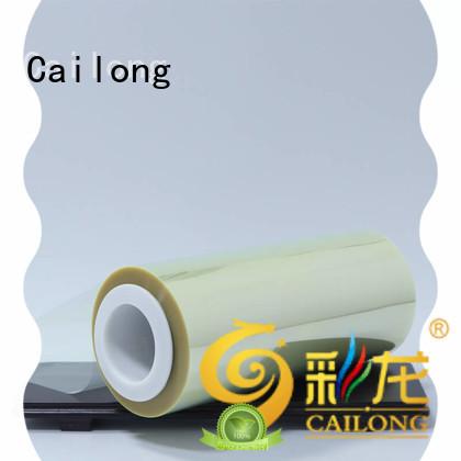 petrf pet laminating film bulk production for advertising Cailong