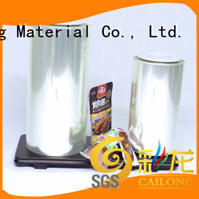 normal alox film supply for candy Cailong