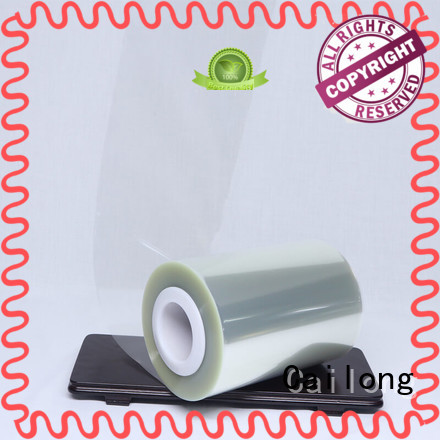 Cailong High Transparent clear film supplier for shopping bag