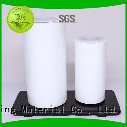 Cailong blue transparent color film for materials
