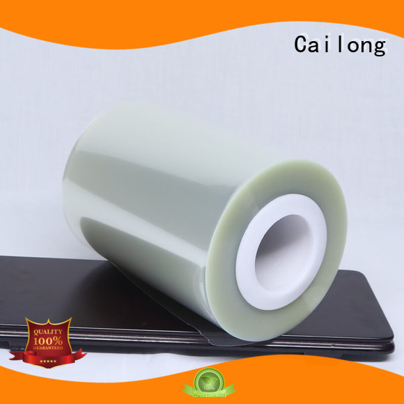 Cailong Anti- Static plastic film used for labels
