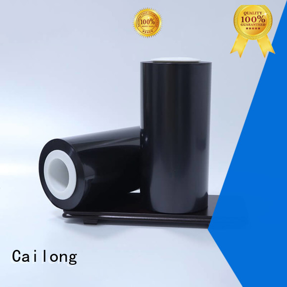 Cailong Color Coating color transparency film for printing