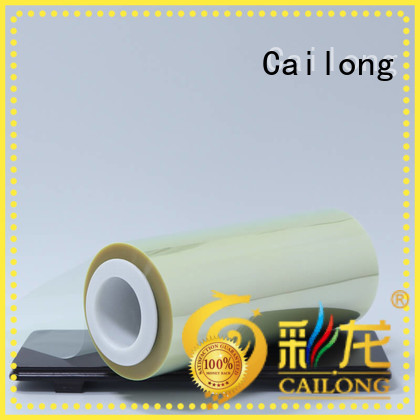 High Transparent food packaging film widely-use decorative materials