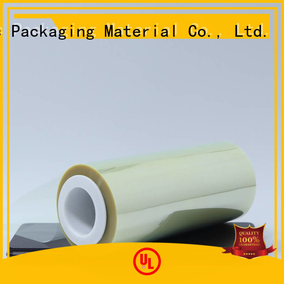 Cailong sealable mylar polyester film free quote decorative materials