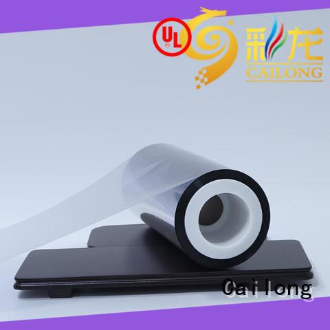 Cailong Aromas metalized film price ffor Decorative