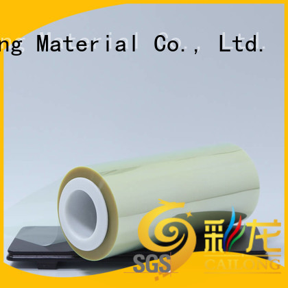 Cailong high-quality heat transfer film decorative materials