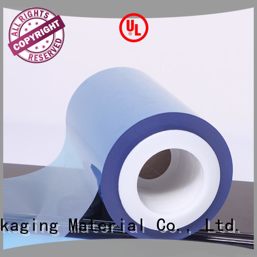 pvc film pet supply for packing foor