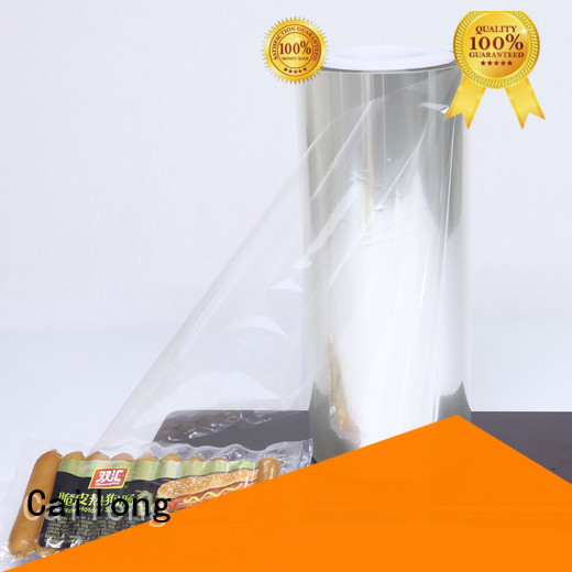 Cailong coating barrier films for food packaging for biscuits