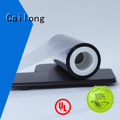 coating thin metalized film food packaging Cailong Brand