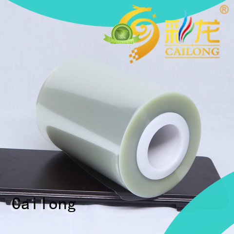 Cailong high-quality polyester film order now for advertising