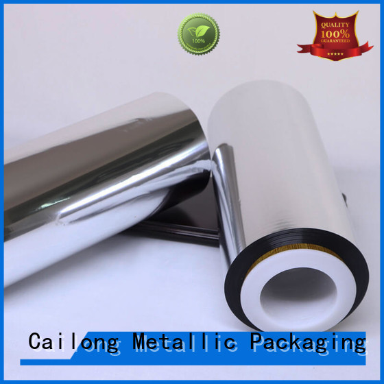 metalized food bags buy now for bag producing Cailong
