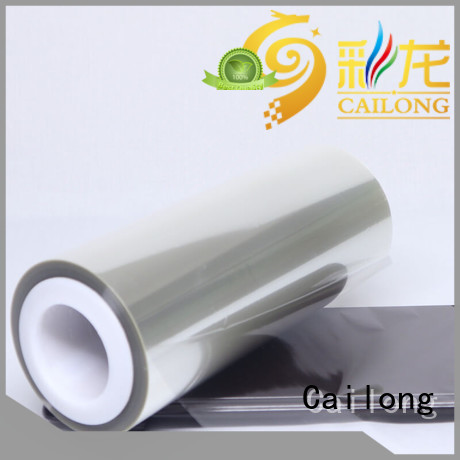 Anti-UV mylar polyester film film for shopping bag